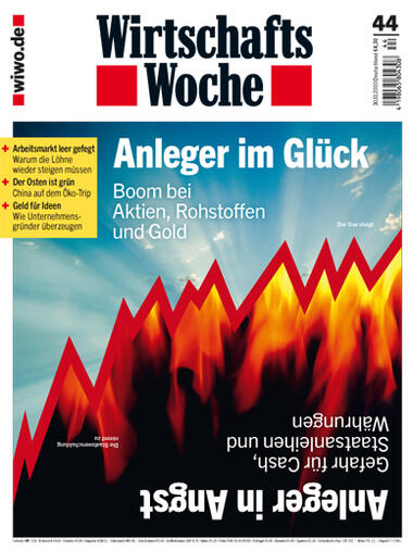 WiWo-Cover 44/2010