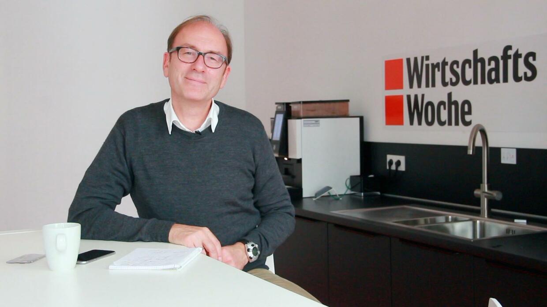 News: Chefredakteur Beat Balzli über die Nachrichten der Woche