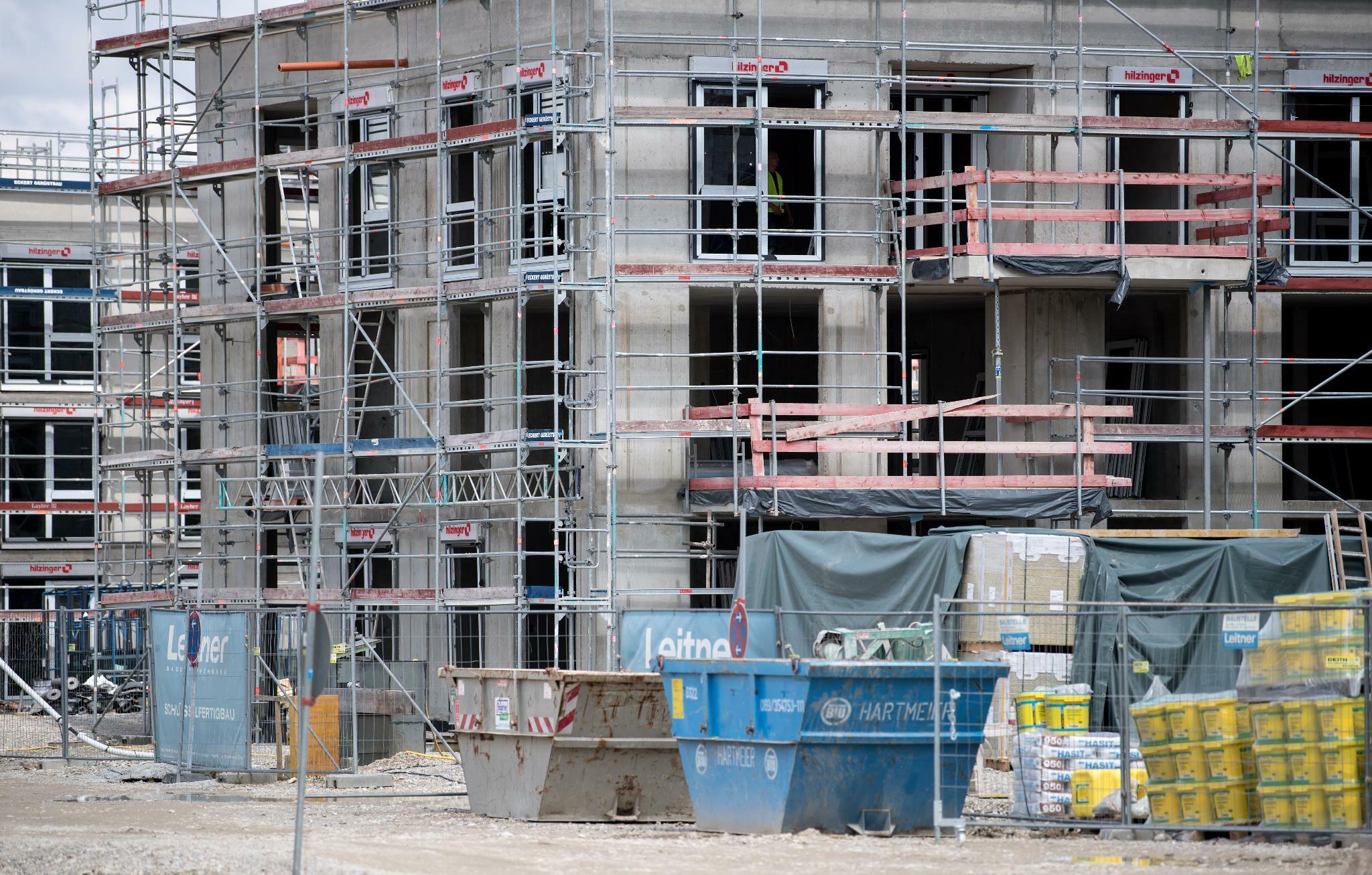 Immobilien: US-Wohnbaubeginne mit größtem Plus seit über zwölf Jahren