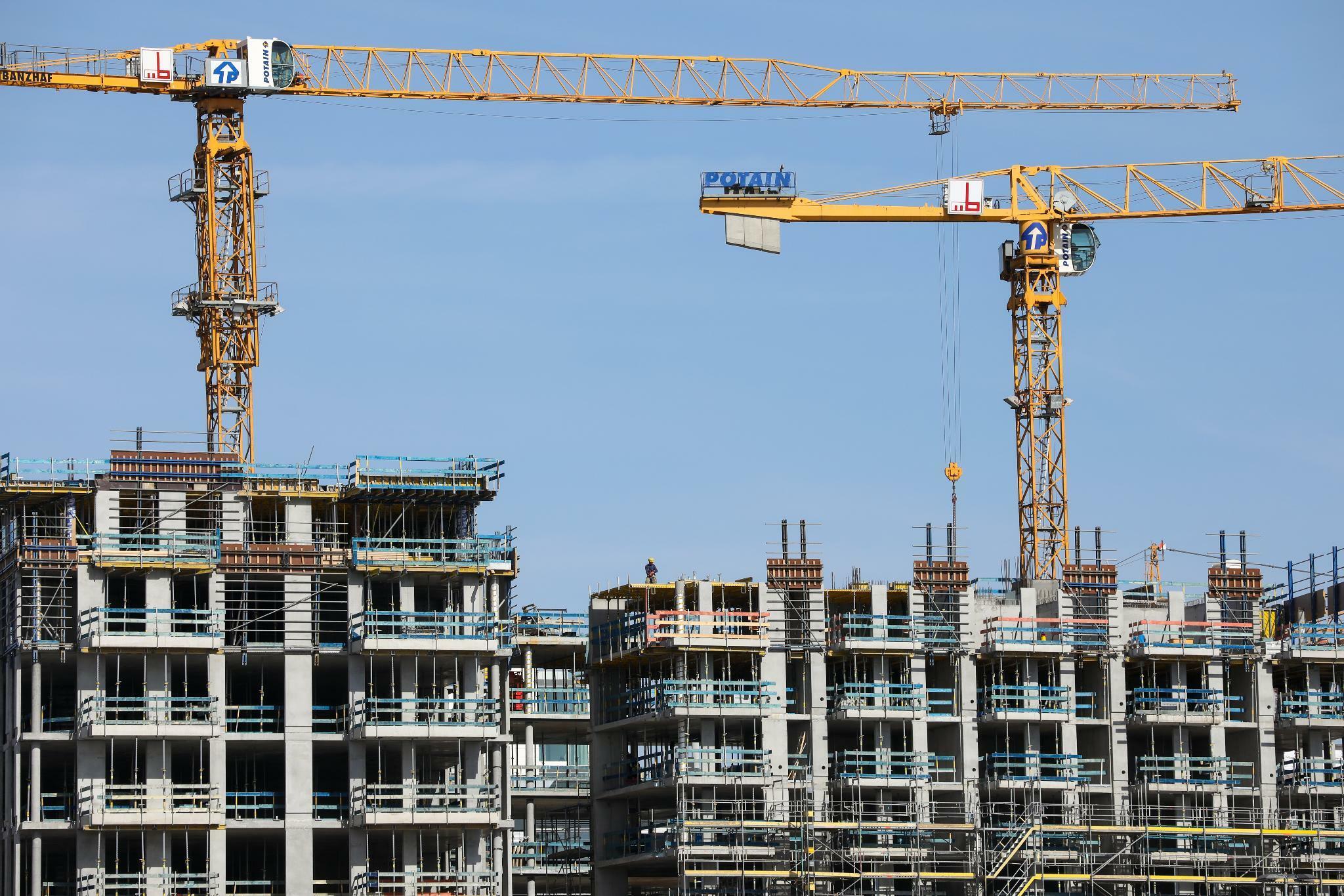 Baugenehmigungen für Wohngebäude sinken – trotz Wohngipfel