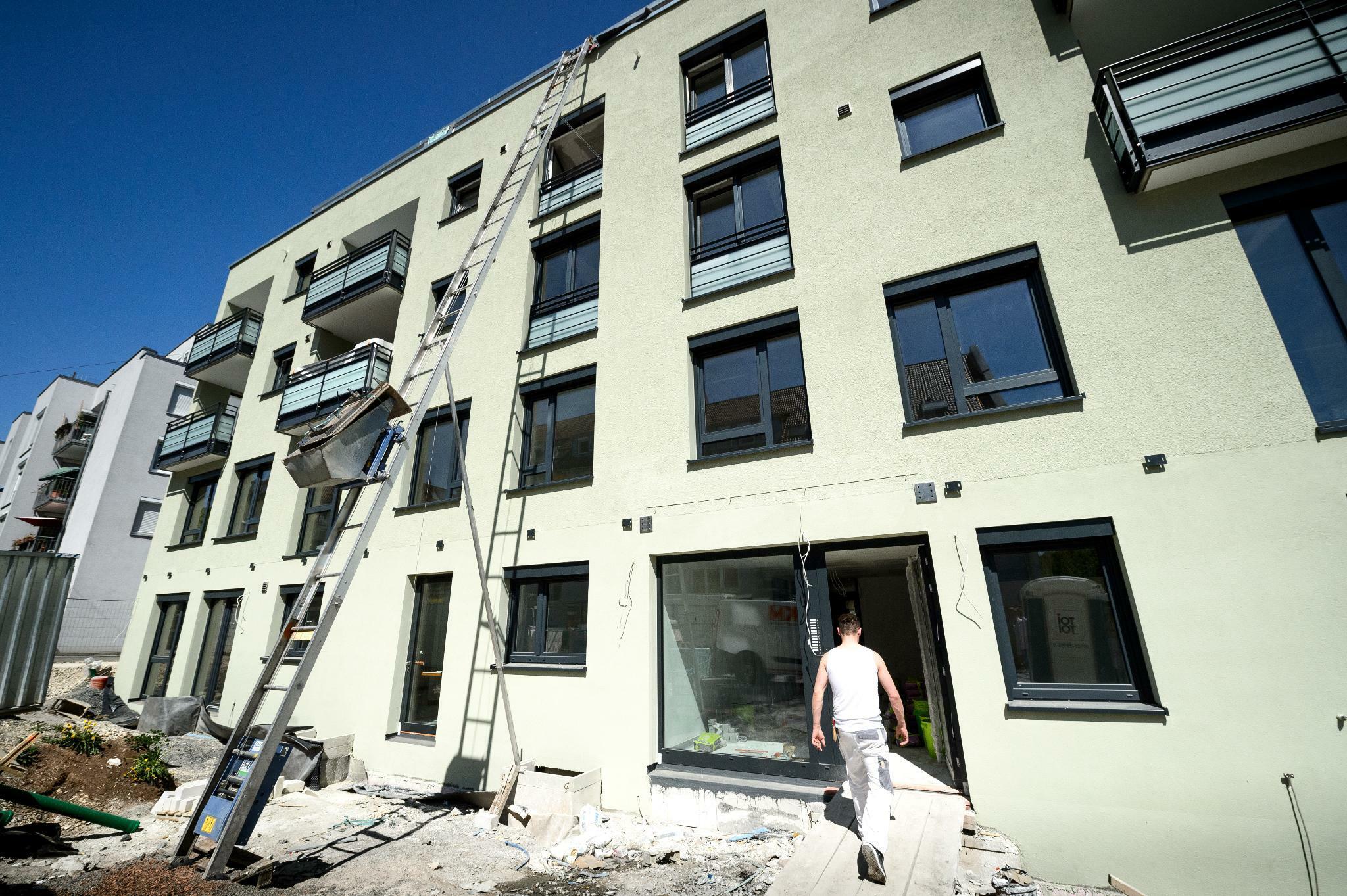 Statistisches Bundesamt: Abwärtstrend bei Baugenehmigungen für Wohnungen hält an