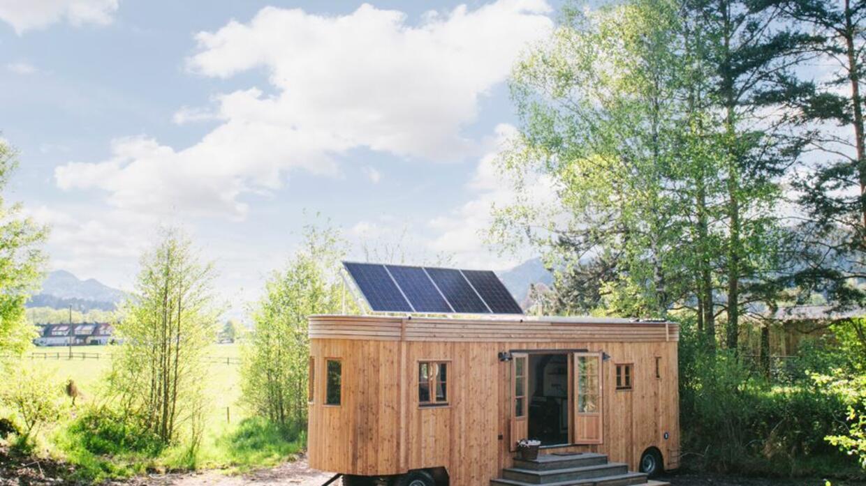Energieautark Wohnen Dieses Haus Auf Radern Macht S Moglich