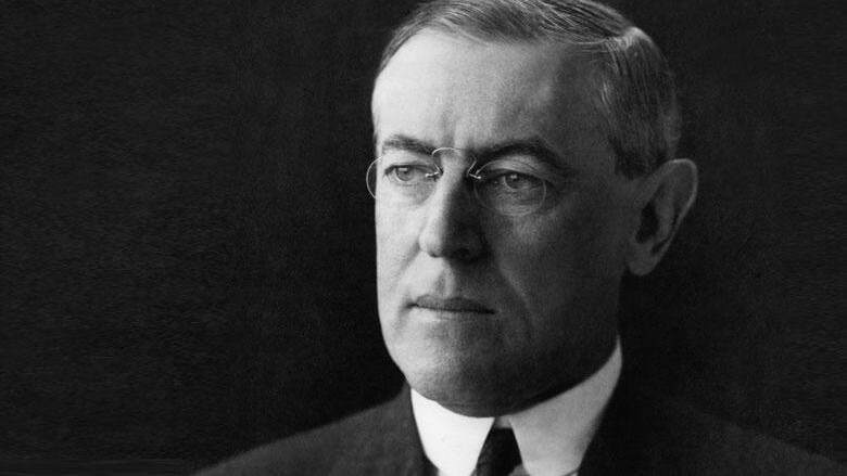 Woodrow Wilson Quelle: dpa Picture-Alliance