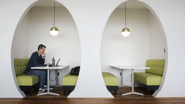 Büro Arbeitsplatz Ist Immer öfter Kündigungsgrund