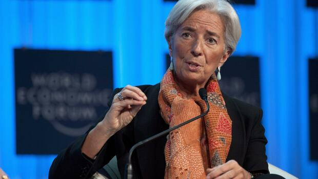 Lagarde Quelle: dpa