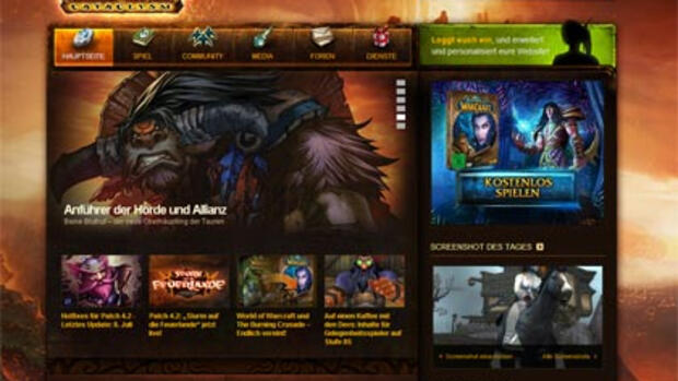 World of Warcraft: Gold Quelle: WoW