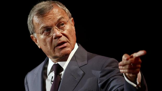 WPP-Chef Martin Sorrell Quelle: REUTERS