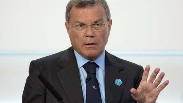 WPP-Chef Sorrell Quelle: Reuters