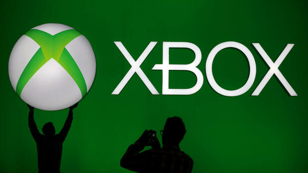 Microsoft stellt am 21. November die Xbox One in Berlin vor. Quelle: dpa