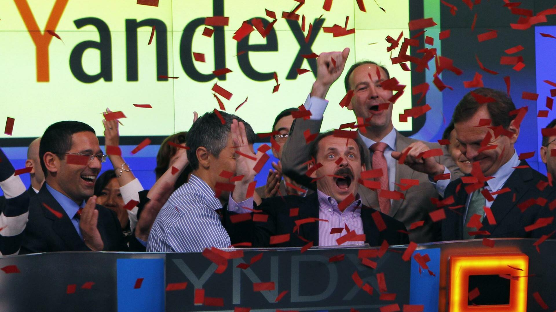 Yandex Quelle: REUTERS
