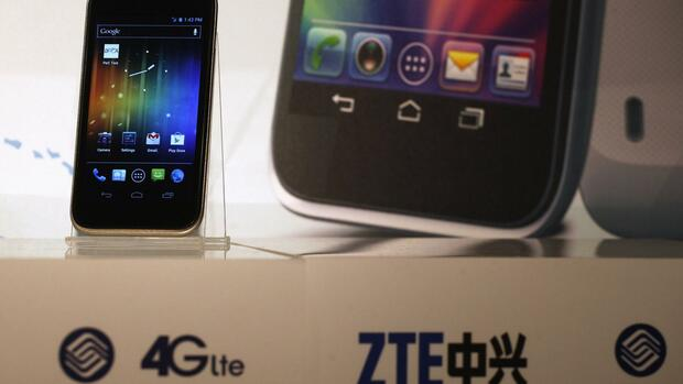 China Mobile Quelle: REUTERS